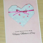Mother's Day card - Beautiful Mum