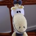 Size : Newborn, hand knitted by CuddleCorner