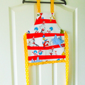 Kids/Toddlers Apron Dr Seuss - lined kitchen/craft/play apron