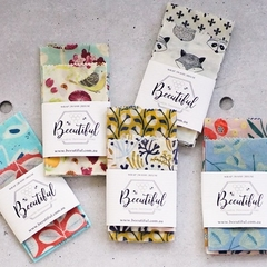 Bee the difference Beeswax Wraps