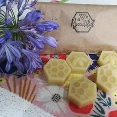 Australian Organic Beeswax Melts x 5