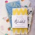 3 Pack Beeswax Wraps | Kitchen Basics Pack