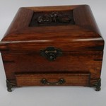 Waltzing matilda musical jewellery box