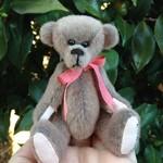 Sammy - a miniature collector's bear - sassy fur