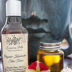 Organic Kombucha Skin Toner