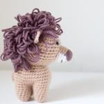 Crochet doll, Lion, Hanmade, Amigurumi Toy, Stuffed animal, Gift idea, Soft toy