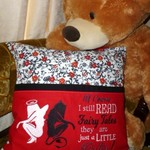 """""""Antithesis Fairy Tales"""" Reading/Pocket Cushion (cover only)"""