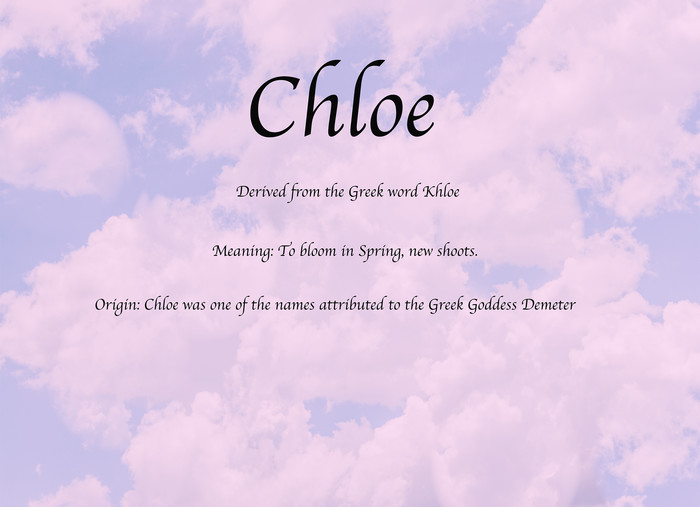 Personalised name meaning art print | Saorsa Prints on Madeit