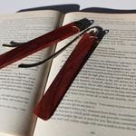 Jarrah Hook Bookmark