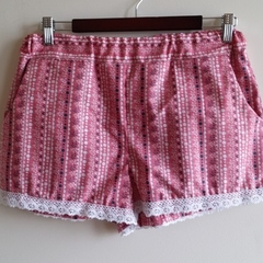 Quality cotton shorts