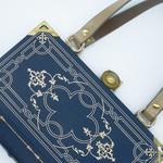 The Ambassadors Novel Bag - Henry James - Upcycled book - Bag made from a book