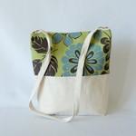 Tote Bag - 'Retro Green'