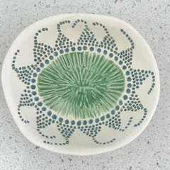 Ceramic Trinket Dish |  earthenware clay | pottery  | FREE POSTAGE