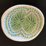 Ceramic Trinket Dish |  earthenware clay | pottery