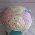 Balloon Ball: Mini Unicorns with Stripe. Taggie to match
