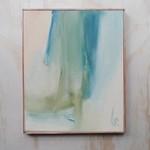 'SAHARA'   oil on canvas.