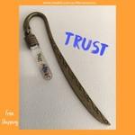 TRUST - bookmark