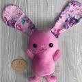 Floppy Bunny - Pink