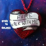 Fire Walk With Me Resin Necklace, Twin Peaks, David Lynch