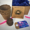 Mothers Day Mystery Seed Gift Pack For Mum