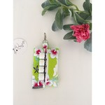 Tropical Hibiscus Essential Oil Keyring