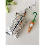 Easter Bunny Essential Oil Keyring