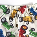 "Size 2 and 3 - ""Tractors""Shorts"