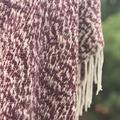 Women's Ethical Suri Alpaca & Wool Poncho Hand Woven