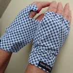 Sungloves: sun protection for your hands, pair, lycra, palm-free
