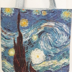 Tote Shoulder Bag Van Gogh Starry Night  Shopping, Library, Markets.   FREE POST