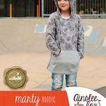 Marty Hoodie PDF Sewing Pattern