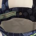 Child's handbag – tote style – dandelion print 1