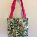Child's handbag – jungle print 2