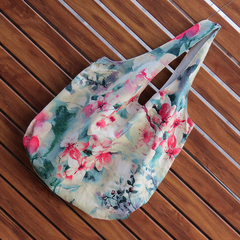 Eco-Friendly Market Bag - Floral Print