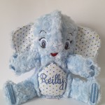 Embroidery Personalisation of Toys/ Dolls/ Plush toys - 6 Letters only