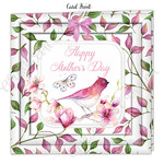 Magnolias Mother's Day Card