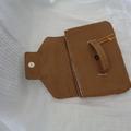 Double Pocket Postal Clutch - free postage!