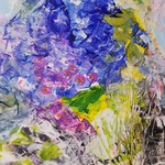 Hydrangeas - Original Painting
