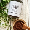 Coffee zest body scrub 200g
