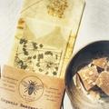 Organic beeswax wraps 3pk