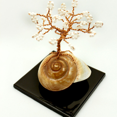 Faux Pearl Gem Tree