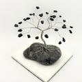Black Stone Gem Tree