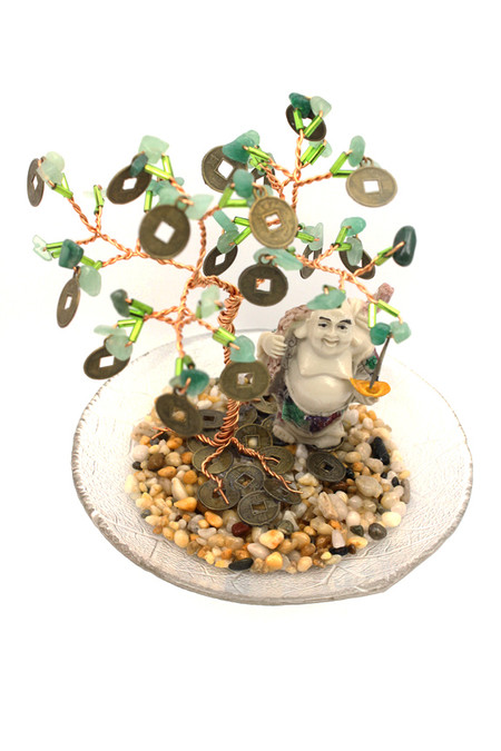 Buddha Money Gem Tree