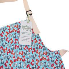 Kids Apron Foxes