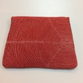 Small purse – Aboriginal art fabric 1