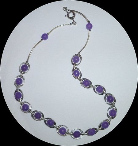 Alexandrite beads