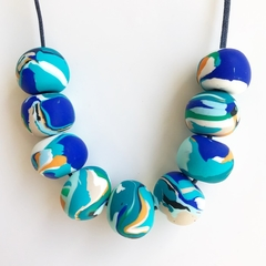 Ocean Ripples necklace