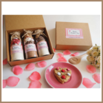 MOTHER'S DAY INDULGENCE Pack- Contains 3 of our delicious & decadent small mixes