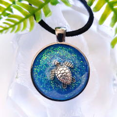 TURTLE - 3D Art Pendant