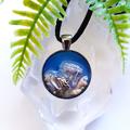 Shells - 3D Art Pendant